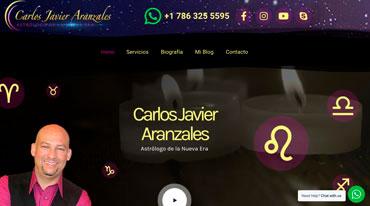 Carlos Javier Aranzales